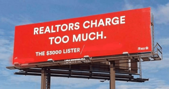 What's with all the Real Estate Billboards? Peoria